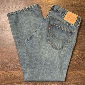 Vintage Levi's 559 Relaxed Fit Denim Jeans